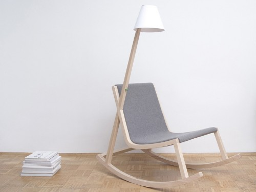 Rocking-chair designer Rochus Jacob