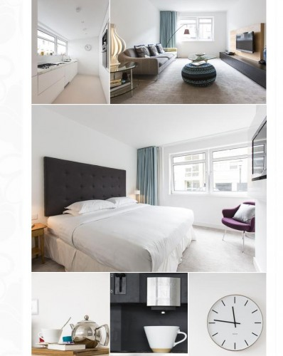 appartement Londres